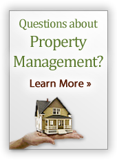 Questions about Property Management? Learn More